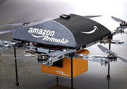 无人机送快递 在中国还只是个梦