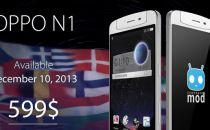 Oppo N1成首款通过谷歌兼容性测试的CM系统手机