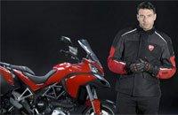 杜卡迪推出配备安全气囊的摩托车夹克 5月上市