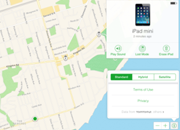 弃谷歌 查找iPhone网页版引多方地图资源