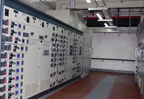 高压配电室展示.