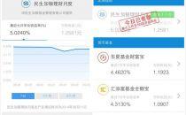 微信上线首款定期理财产品:民生加银理财月度