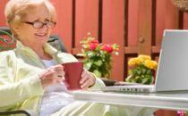 老年网民成为网络视频生力军 点击量猛增六成