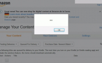 Kindle书店现漏洞:黑客可控制用户账户