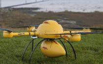 与德国DHL的无人机相比,亚马逊弱爆了