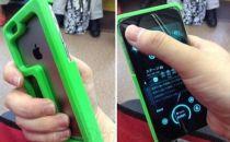 能人辈出 iPhone 6单手操作难题被解决