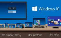 微软发布Windows 10!
