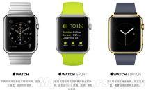 苹果Apple Watch上市时间曝光