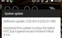 HTC One M8意外喜迎安卓4.4.4:大福利