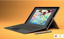 Surface Pro 3固件升级 无线连接得以改善