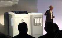惠普发布工业3D打印机 比现行技术提速10倍