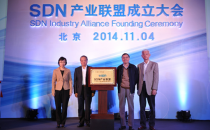 """SDN产业联盟""正式成立"