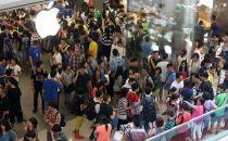 iPhone 6拯救了下滑半年的香港零售业