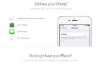 苹果官网新增工具 可将iMessage与手机号解绑