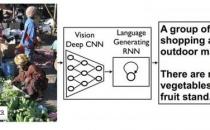 谷歌图像识别新进展:可对图片场景进行准确描述