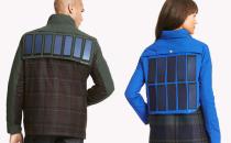 这款夹克是太阳能的,还能充电!