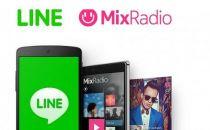 Line收购微软MixRadio音乐流服务