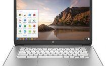 惠普14寸全高清触控屏Chromebook笔记本开售