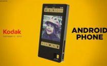 柯达欲借移动设备翻身 首款Android手机1月发布