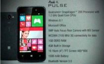 微软印度伙伴发布低端WP手机