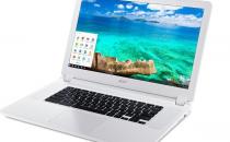 CES展:宏碁展出全球首款15英寸Chromebook