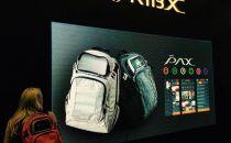 中国创业公司推出全球首款智能背包
