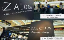 Zalora快闪店再入马来西亚 首次尝试O2O