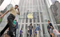 苹果服务器宕机11个小时;维基百科起诉美国国安局