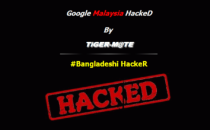 Google马来西亚域名被黑客劫持