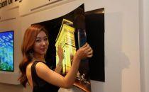 惊呆了!LG推出纸一样的55寸超薄电视 厚度不到1毫米