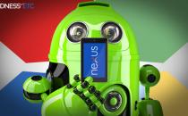 谷歌为新版Nexus寻找合作伙伴