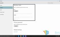 生物识别认证Windows Hello现身Win 10预览版