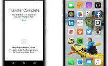 """苹果为抢安卓用户推""""一键搬家""""App 秋季正式发布"""
