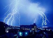 雷雨季节,机房如何远离雷击伤害?