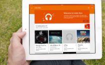 谷歌抢先苹果推出免费流音乐服务