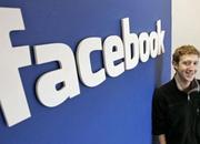 Facebook股价创历史新高 市值逼近2500亿美元