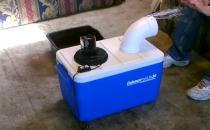 来看看如何用不到50美元的设备造出空调