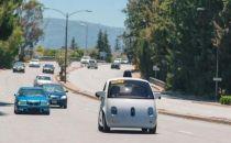 谷歌无人驾驶汽车加州路测 最高时速仅40公里