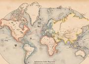 来,一起见识下全球海底光缆分布图