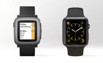 Pebble Time大战Apple Watch:谁是最好的智能表