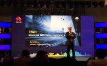 华为发布TDD+技术 4.5G时代明年将来临