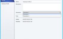 虚拟机模板基础:Guest OS 和Hardware profile