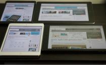 传苹果指定富士康为500万台iPad Pro代工