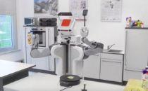 智能厨房机器人:煎饼披萨都没问题