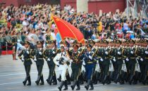 50多个国家看新华社全景阅兵 阿里云分发全球