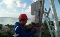 中移动实现西沙七岛全部4G覆盖 基站运行稳定