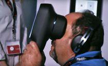 佳能加入虚拟现实争夺:推出独特手持式头盔