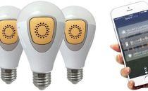 BeON智能灯泡发布 出远门时能伪装你在家
