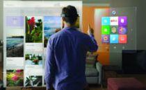 华硕牵手微软开发智能眼镜HoloLens