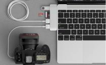 苹果可能考虑过这样一款USB-C转接头配件
